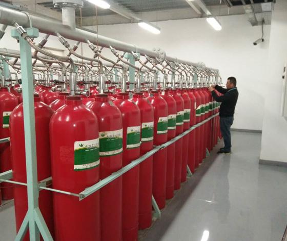配电室气体灭火系统