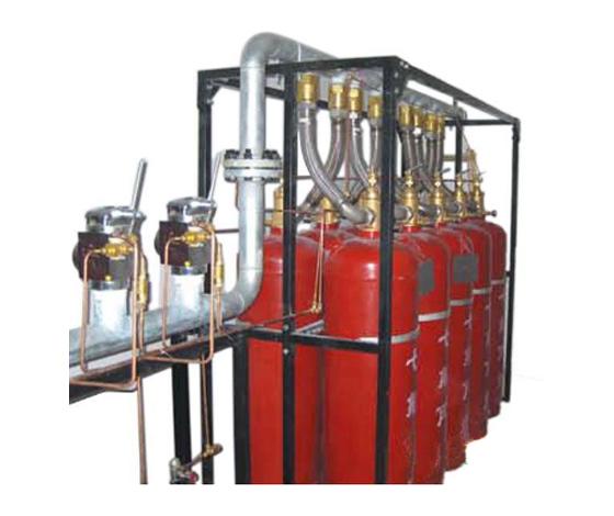 管网式七氟丙烷灭火系统的安装与使用