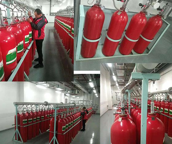 配电房气体灭火系统维保